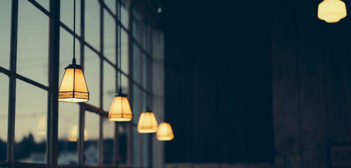 Energiesparen mit schicker Lampenausstattung