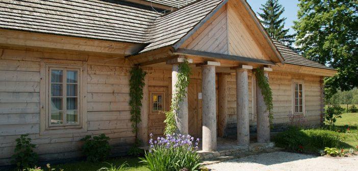 Einige Gründe für Holz als Baustoff