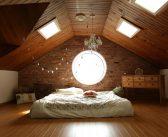 Einrichtungstipps für Wohnräume mit Problemzonen und Dachschrägen