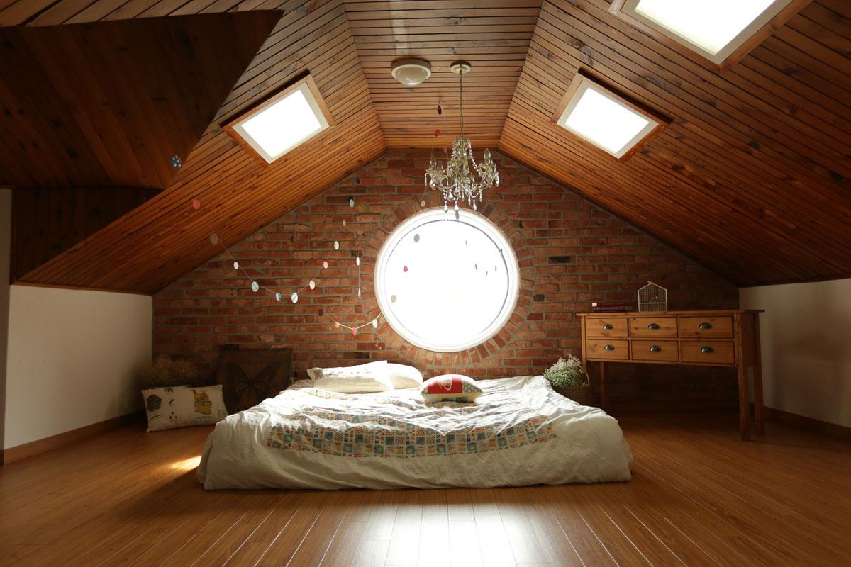 Einrichtungstipps für Wohnräume mit Problemzonen und Dachschrägen ...