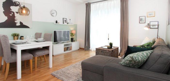 Erste eigene Wohnung günstig einrichten